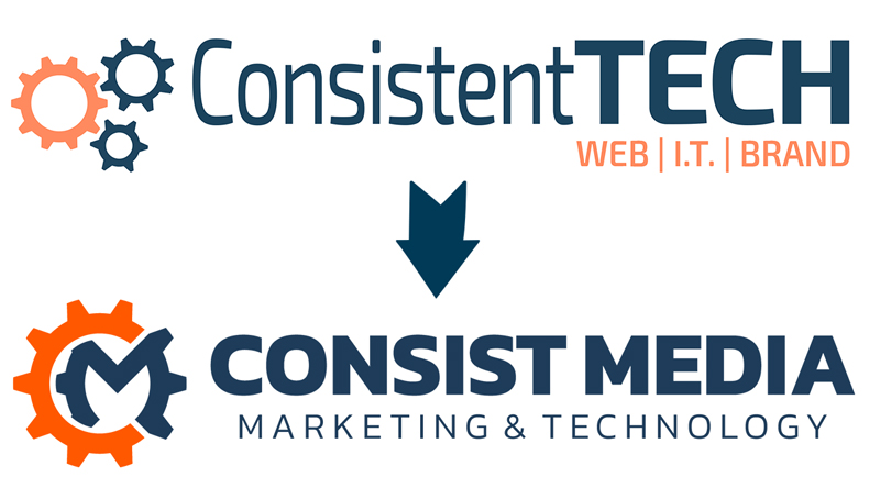 Consistent Tech is now Consist Media LLC